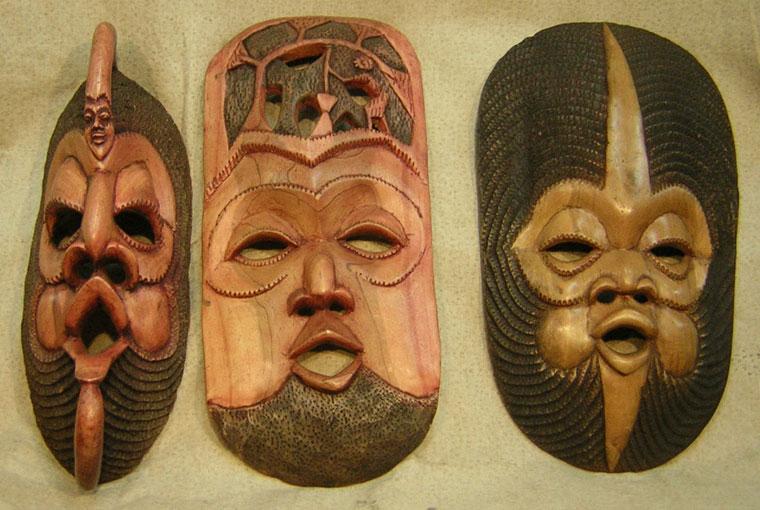 Maski afrykańskie - znaczenie