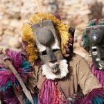 Czy maski afrykańskie przynoszą pecha?