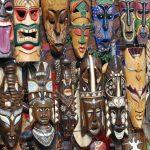 Historia masek afrykańskich