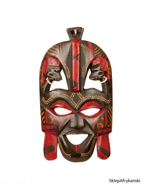 Maski Masajów