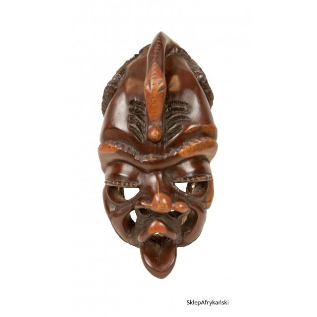 Maska afrykańska z Malawi